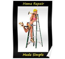 Home Repair Made Simple Poster