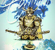 Samurai Sword by AshDesigns