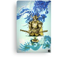 Samurai Sword Canvas Print