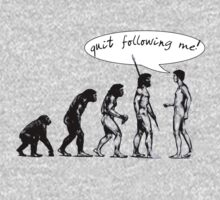 evolution by stevegrig