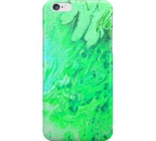 Dragon's Breath abstract  iPhone Case/Skin