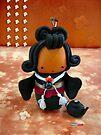 CHUNKIE Geisha by © Karin Taylor
