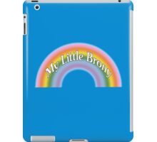 My Little Brony iPad Case/Skin