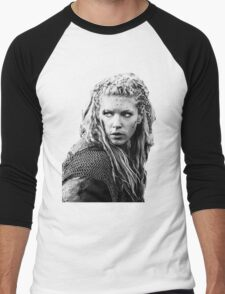 Lagertha Men's Baseball ¾ T-Shirt