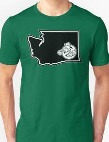PNW:GB - Washington State (blk) T-Shirt