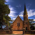 Ross Church HDR by Martin Hampson