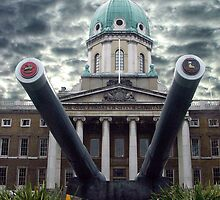 The Imperial War Musuem, London, England by Colin J Williams Photography
