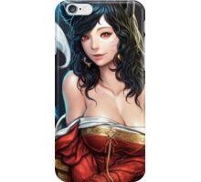 League of Legends - Asian Ahri iPhone Case/Skin