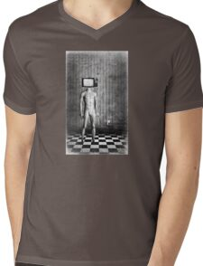 This Is Just A Test Shirt Mens V-Neck T-Shirt