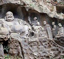 Maitreya Buddha by dennischoong