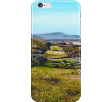 Springtime over Fulking iPhone Case/Skin