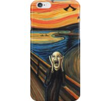 The Shriek iPhone Case/Skin