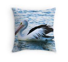 Majestic Creature Throw Pillow