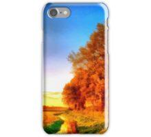 Rural Bulgaria iPhone Case/Skin