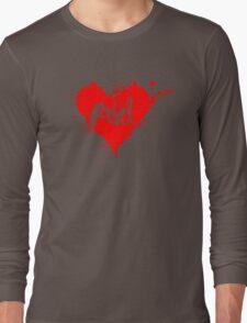 Rebel HEART Long Sleeve T-Shirt