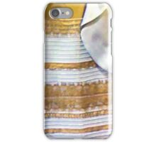 famous gold white dress iPhone Case/Skin