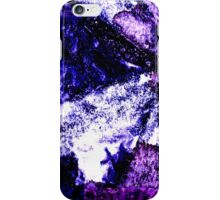 Nightmare Abstract Painting iPhone Case/Skin