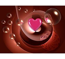 Have a special Valentin'e day! Photographic Print