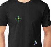 Run, little guy! Unisex T-Shirt
