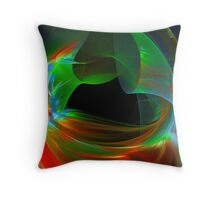 The new robot Throw Pillow