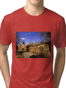 Manor Gatehouse  Tri-blend T-Shirt