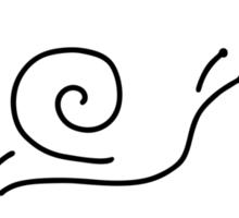 Snails snail house Vineyard Sticker