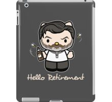 Knight Of Hell (retired) iPad Case/Skin