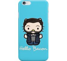 Everyone Loves Bacon iPhone Case/Skin