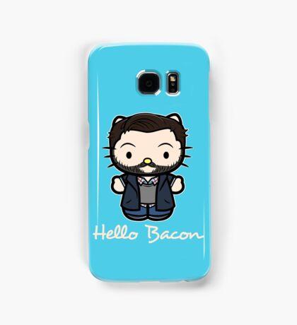 Everyone Loves Bacon Samsung Galaxy Case/Skin
