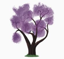 Jacaranda by bodiehartley