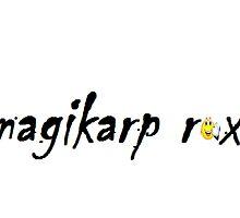 magikarp by ilikedoge