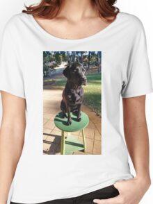 Clever little girl Women's Relaxed Fit T-Shirt