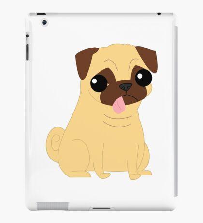 Puggy Tongue iPad Case/Skin
