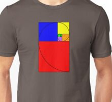 Golden Rectangle Unisex T-Shirt