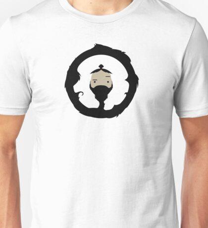 The Beard Is Wild Unisex T-Shirt