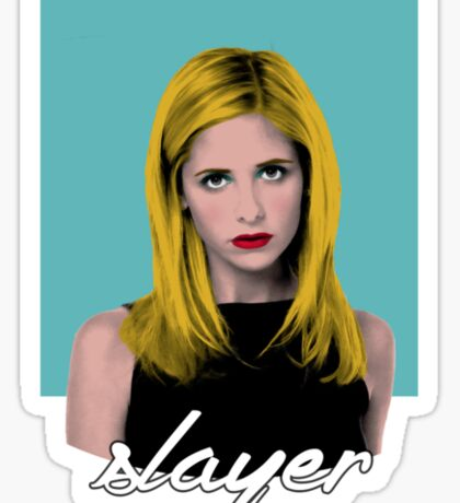 Slayer - Pop Art Sticker