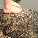 Baby Beach Toes by SpiritFox