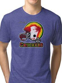 Chuckers Tri-blend T-Shirt