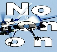 No Drone Zone by EyeMagined