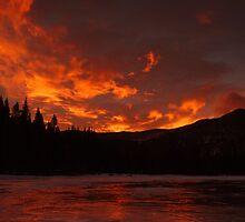 Sunrise at Bear Lake by Paul Crossland