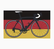 Bike Flag Germany (Big - Highlight) by sher00