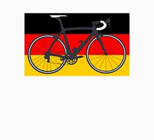 Bike Flag Germany (Big - Highlight) Unisex T-Shirt