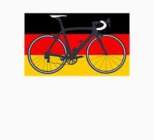 Bike Flag Germany (Big - Highlight) Unisex T-Shirt