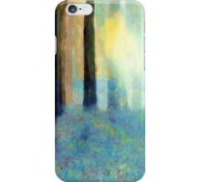Bluebell Wood'... iPhone Case/Skin