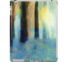 Bluebell Wood'... iPad Case/Skin