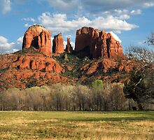 Cathedral Rock by Bobby Deal