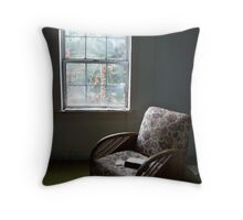 Attic Room Throw Pillow