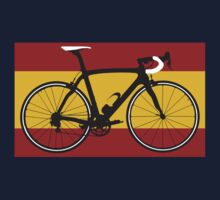 Bike Flag Spain (Big - Highlight) by sher00
