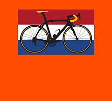 Bike Flag Netherlands (Big - Highlight) Unisex T-Shirt