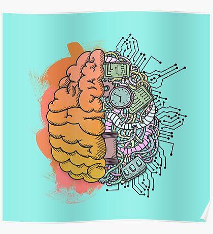 Brain Mechanics Poster